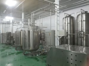 Still Drink Filling Packaging and Distribution Line pictures & photos
