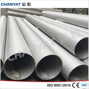 Stainless Steel Welded Pipe for Construction pictures & photos