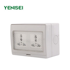 Yrl-2u 16A 2 Gang Multifunction Socket pictures & photos