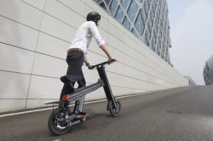 2017 Hot Sell Folding Electric Bike pictures & photos