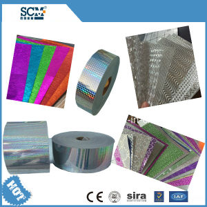 High Quality Pet Film Embossed Machine