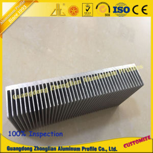 Aluminium Profile for Heatsink Apply to Wind-Powder Electrictity Using pictures & photos