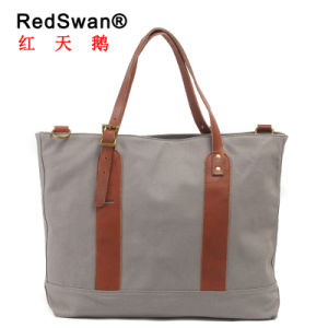 Red Swan Women Canvas Handbag Casual Shopping Totes (RS-2096) pictures & photos