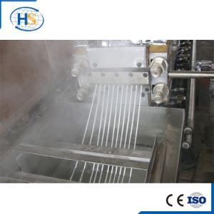 Twin Screw Plastic Recycling Extruder Machine for Bottle Film Flakes pictures & photos