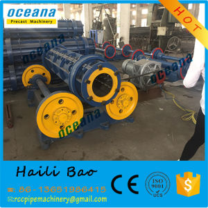 Centrifugal Spinning Machine for Concrete Pipe Making pictures & photos