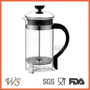 Wschxx036 Stainless Steel French Press Coffee Maker Hot Sell Coffee Press pictures & photos