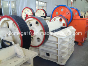 PE Series Jaw Crusher with High Quality pictures & photos