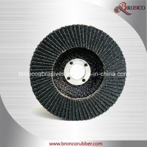 Zirconia Alumina Flap Disc with Fiberglass Backing