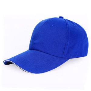 Promotional Blank Black Snapback Baseball Cap (A921) pictures & photos