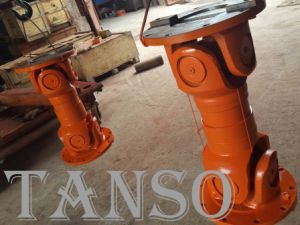 Heavy Machinery Industrial Cardan Shaft pictures & photos