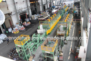 Mesh Belt Hardening and Tempering Furnace for Fastener Industrial pictures & photos