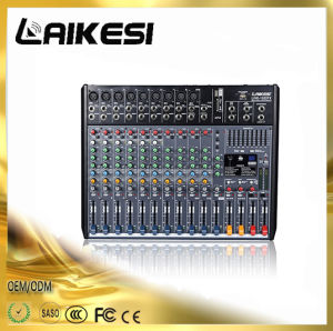 Live1202fx 100DSP Effect Audio Mixing Console pictures & photos