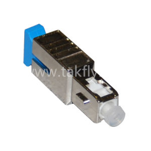 0-25dB Sc Upc APC Metal Housing Fiber Attenuator pictures & photos