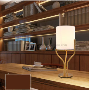Fabric New Chinese Style Table Lamp LED for Studying Room pictures & photos