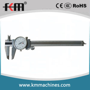 0~300mm/12′′ Stainless Steel Dial Caliper pictures & photos