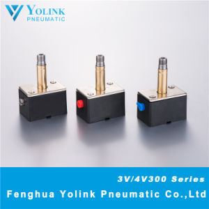 3V4V300 Rde Manual Device Solenoid Valve Armature pictures & photos