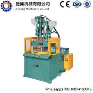 45tons Automatic 2 Color Sport Shoe Sole Vertical Injection Molding Machinery pictures & photos