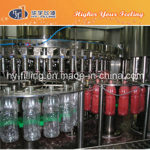 Pet Bottle Juice Hot Filling Rotary Machine pictures & photos