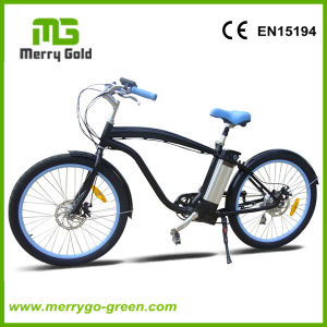 Merry Gold 36V 250W Man Beach Cruiser Electric Bike Bicycle pictures & photos