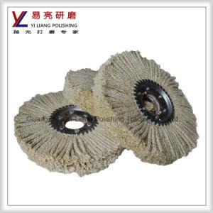 Sisal Abrasive Buffing Grinding Polishing Wheel