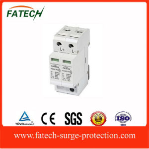 China Panel Solar Tvss SPD Lightning Surge Protection Device pictures & photos