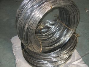 Ningbo 6061 Aluminum Wire Rod pictures & photos
