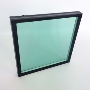 Hot Selling Dark Grey Low E Double Glazing Glass pictures & photos