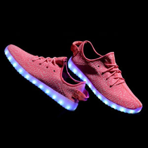 The Newest LED Flashing Shoe Light up Dance Shoes for Party pictures & photos