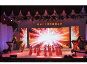 P6.25 Indoor Full Color LED Display Panel for Rental or Fixed Installation pictures & photos