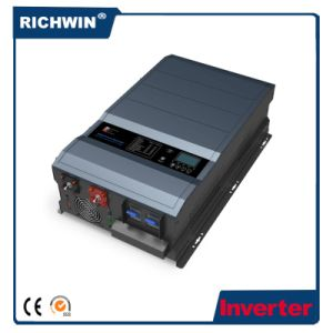 6kw LCD Display Pure Sine Wave Hybrid Home Solar Power Inverter