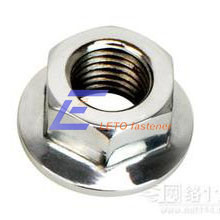 ISO 4161-Hexagon Nuts with Flange pictures & photos