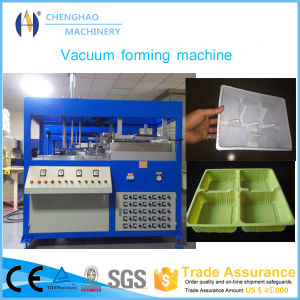 Best Selling Plastic Thermoforming Machine for Plastic Box/Lunch Box pictures & photos