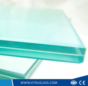 Tinted Float Louver Glass/Low Iron Insulated Glass/Tempered Laminated Glass/Auto Glass/Tempered Reflective Colored Glass pictures & photos