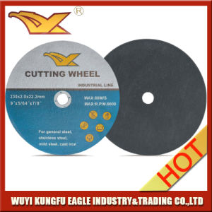 Durable Small Diameter Resin Cutting Disc for Metal/Stainless Steel pictures & photos