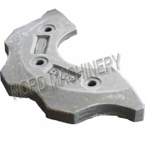 Weld Cone/Construction Weld Cone Parts Casting pictures & photos