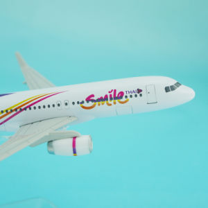 Thaismile A320neo Diecast Model Decoration Scale Model pictures & photos