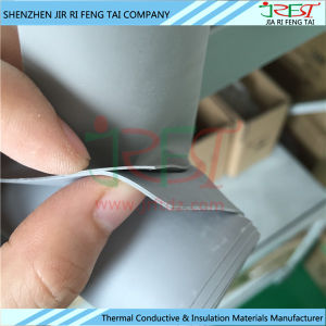 High Heat Transfer Coated Fiberglass Thermal Conductive Silicone Cloth pictures & photos