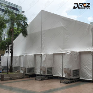Explosion-Proof 12ton Ductable Air Conditioning System for Outdoor Exhibition Industrial Tent pictures & photos