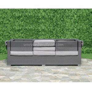 Patio Outdoor Garden Furniture Wicker Rattan Sofa pictures & photos