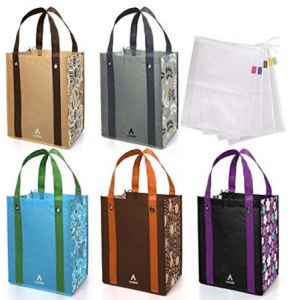 Cute Lady Fashion Colorful Shopping Hand Bag Travel Bag pictures & photos