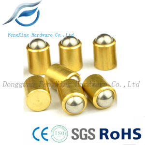Brass Spring Plunger Positioning Spring/Ball Plunger Screw pictures & photos