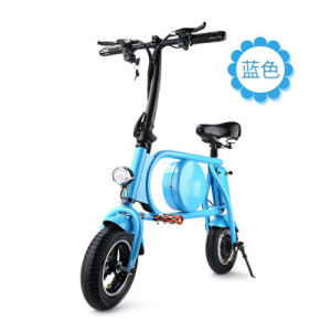 400W Electric Scooter with 36V/8ah pictures & photos