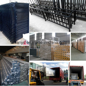 Plastic Expandable Garden Trellis/Galvanized Garden Fence pictures & photos