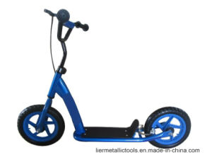 New Style Children Big Wheel Scooter pictures & photos