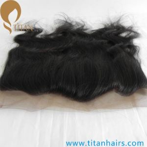 Body Wave Indian Remy Human Hair 360 Lace Frontal pictures & photos