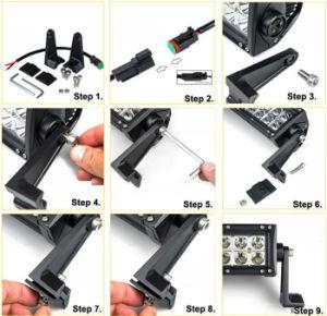 Waterproof LED Light Bar LED Bar Light 10-30 V Offroad LED Working Light Bar pictures & photos