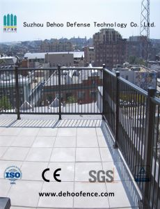 Hot Sale High Quality Zinc Steel Balcony Fence with New Style pictures & photos