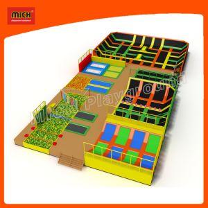 2017 Mich Outdoor Trampoline Indoor Playground Kids Trampoline pictures & photos