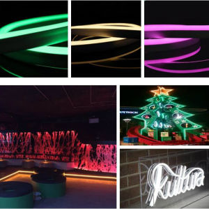 R/G/B/Y/W/Ww Multi-Color 2835 Flex Rope/LED Light Dimmable with Copper Wire pictures & photos