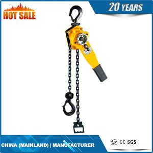 0.75 Ton Handle Lever Chain Block for Hot Sale pictures & photos
